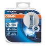 Par Lâmpada Super Branca Osram H4 4200k 60w Efeito Xenon