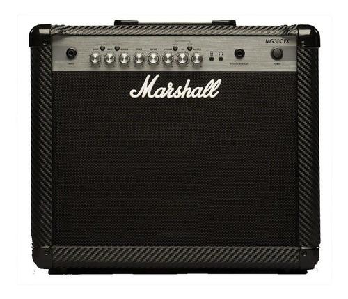 Amplificador Marshall Mg Carbon Fibre Mg30cfx Combo Transistor 30w