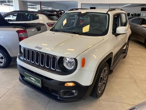 Jeep Renegade Longitude 1.8 At