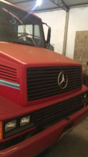 Caminhão Mercedes-benz L1218 Ano 1993/ Batatais Caminhões