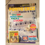 Revista Agulha De Ouro 8 Ponto Cruz Fronhas Toalhas L043