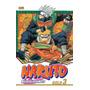 Mangá Naruto Gold Nº 3 ( Em Português )