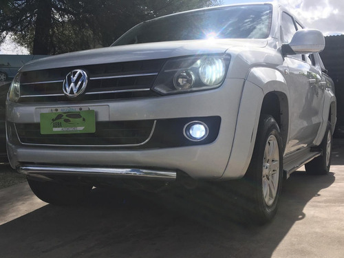 Vendo-financio Volkswagen Amarok 2.0 Cd Tdi 4x2highline Pack