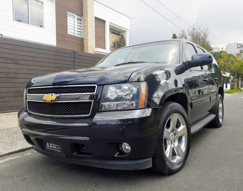 Chevrolet Tahoe Lt 5.3cc A/t A/a 7 Psj. 2013