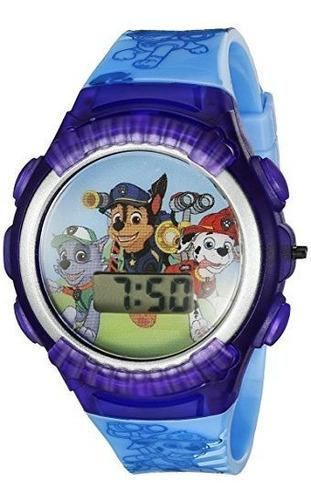 Nickelodeon Niños Paw4039 Pata Patrulla Pantalla Digital Re