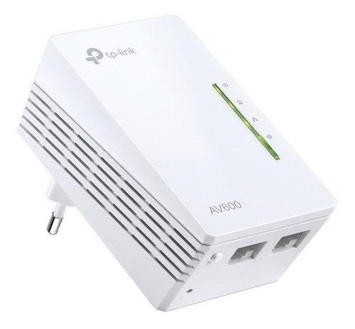 Adaptador Powerline Tp-link Tl-wpa4220  Blanco