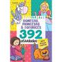 Livro Princesas 392 Atividades Para Brincar E Pintar
