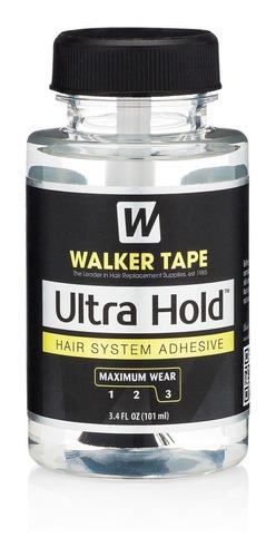 Pegante Ultra Hold Walker Tape Prótesis Pelucas 3.4oz-100ml
