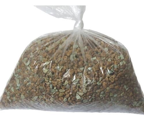 Sustrato Para Bonsai Lapilli - Zeolita 2 Kilos + 2 Palillos