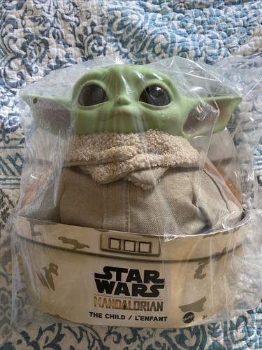 Baby Yoda Mattel Original Importado