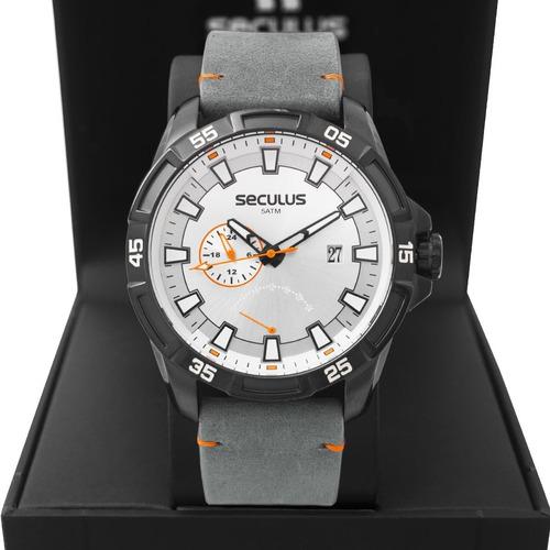 Relógio Masculino Seculus 20829gpsvpc2