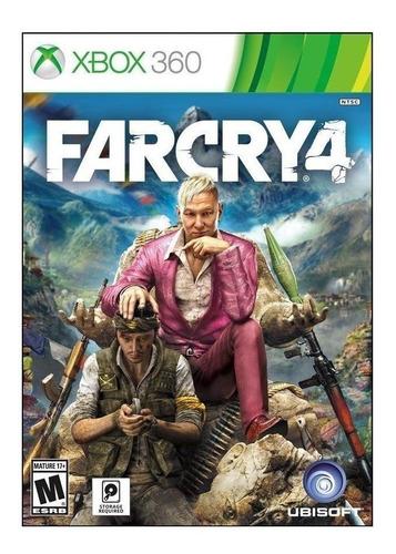 Far Cry 4 Standard Edition Ubisoft Xbox 360  Digital