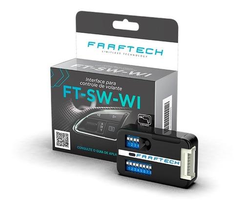 Interface Para Comando De Volante Ft sw wi Faaftech