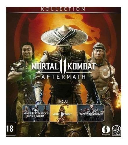 Mortal Kombat 11 Aftermath Kollection Warner Bros. Nintendo Switch Digital
