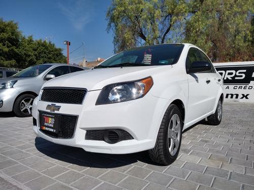 Chevrolet Aveo 1.6 Ls L4 Man Mt 2015+