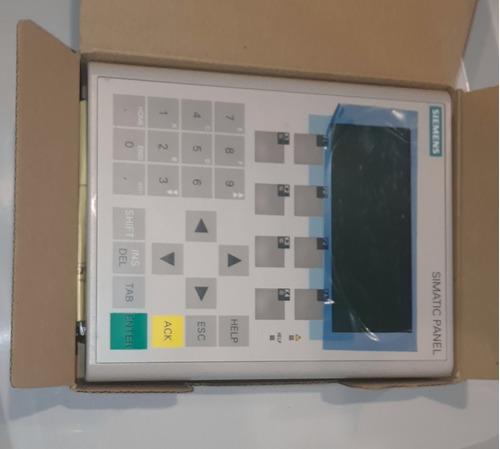 Plc Siemens S5 / S7 Panel Op77b  6av6  641-0ca01-0ax1.