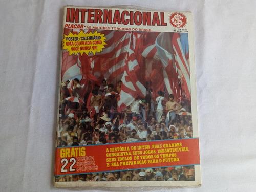 Revista Placar Internacional  Lacrada Ano 1979
