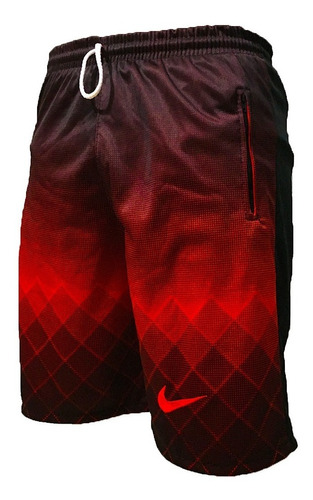 Kit Com 4 Shorts Calção Futebol Treino Fitness