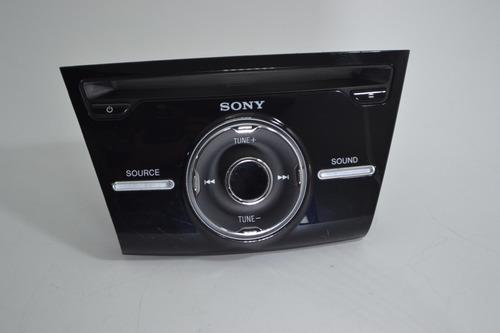 Controle Navegação Radio Sony Ford Focus 2015 Original
