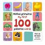 Livro Levante A Aba Minhas Primeiras 100 Palavras
