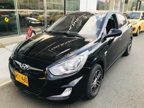 Hyundai Accent I 25 2013 Solo 61000 Kms Mec.