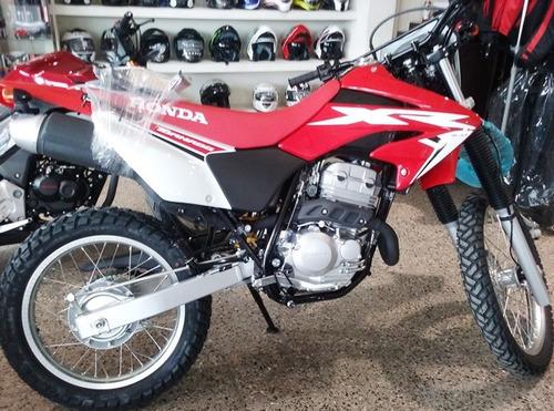 Honda Xr250 Tornado Rojo  2021 0km