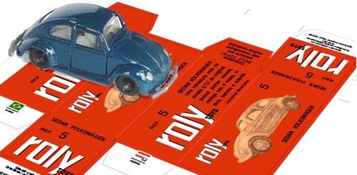 Só Caixa Alternativa Roly Toys5 / Matchbox Original
