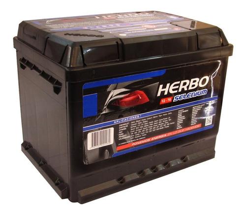 Bateria Herbo Selenum 12x70 Chevrolet Classic