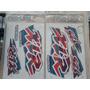 Jogo/kit Adesivos/faixa Xlr 125 Azul 98