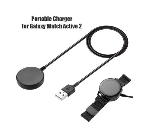 Carregador Para Samsung Galaxy Watch Active 2-r835-r825-r820