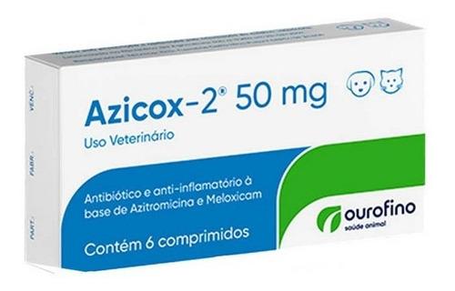 Azicox-2 50mg Ouro Fino Full