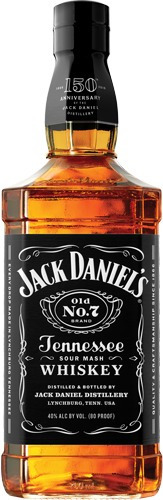 Jack Daniel's Old No. 7 750 Ml