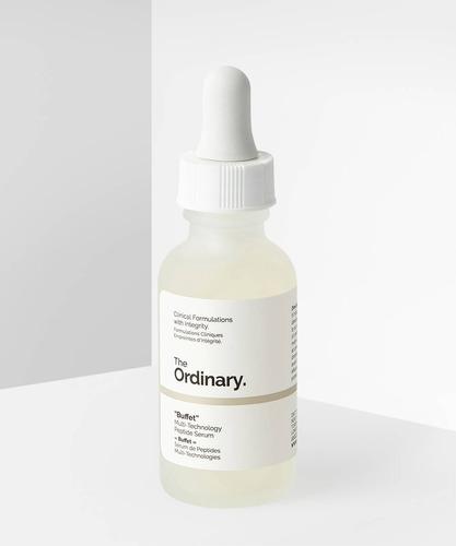 The Ordinary Buffet Multi-tecnology Peptide Serum 30ml