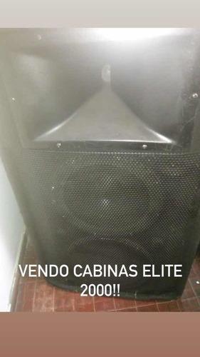 Cabinas Elite 2000