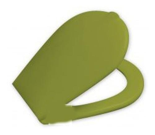 Tapa Asiento Inodoro Ariel 406-591 Pilar Verde Palta