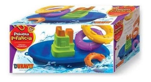 Barco Flotador Juguete Agua Duravit Jugueteria Bloque