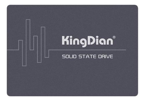 Disco Sólido Interno Kingdian S370-256gb 256gb
