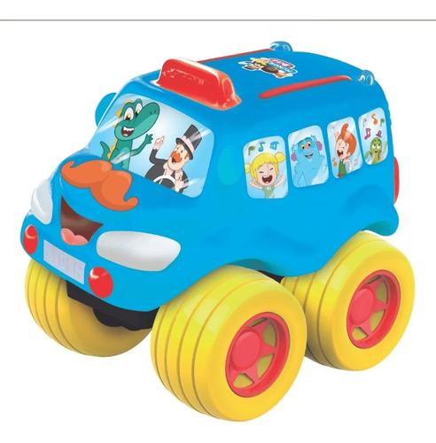 Carrinho Infantil Fofomóvel Mundo Bita - Líder Brinquedos