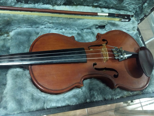 Viola Ou Violino Luthier Enrico Zottolo 1958 C/ Certificado