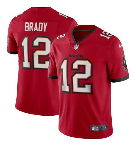 Camisa Jersey Tampa Bay Buccaners Tom Brady Pronta Entrega