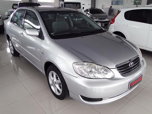 Marca: Toyota  Modelo: Corolla Xli 1.8 Flex