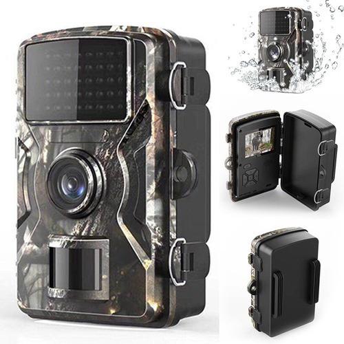Câmeras Da Caça De 12mp 1080p Da Fuga Da Visão