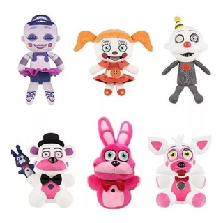 Peluches Fnaf Five Nights At Freddys Sister Location 20 Cm