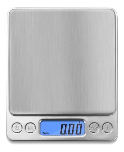 Mini Balança Digital De Bolso E Alta Precisão 0,1g/2000g