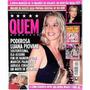 Revista Quem 151/2003 Xuxa/luana/marquezine/jagger