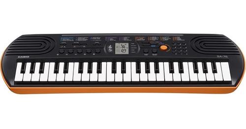 Organo Electronico Casio Sa76 44 Teclas Mini
