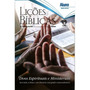Revista Lições Bíblias Adulto 2° Trimestre 2021 Aluno
