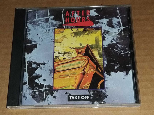 After Hours - Take Off (cd Imp)