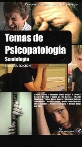 Temas De Psicopatología Semiología (enviamos)