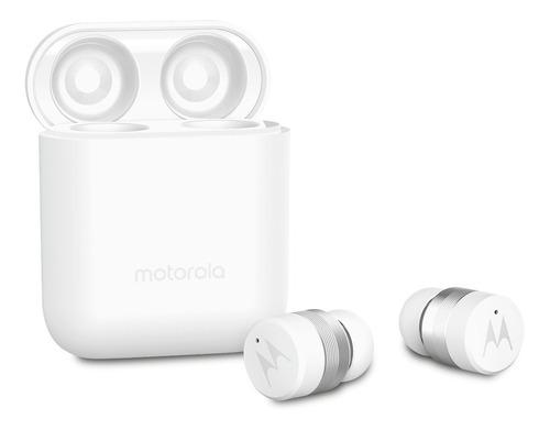 Auriculares Inalámbricos Motorola Vervebuds 110 White